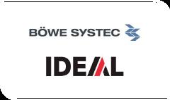 Distribuidores de Böwe Systec